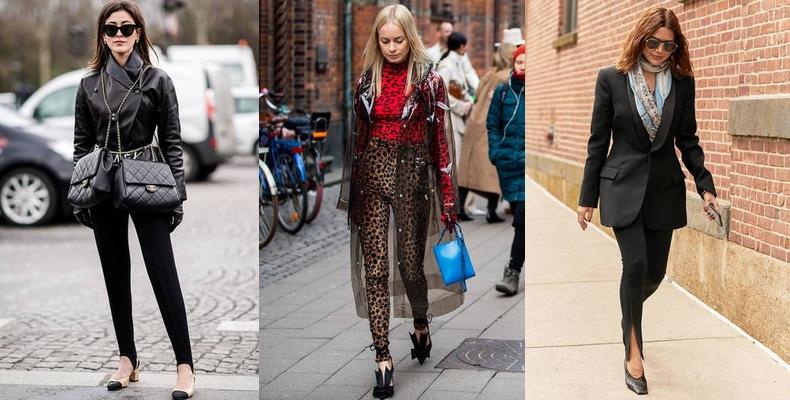 En este momento estás viendo 6 Estilos De Leggings Que Pueden Reemplazar A Un Par De Pantalones