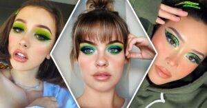 Lee más sobre el artículo 15 Maquillajes en verde para reconectar con la naturaleza