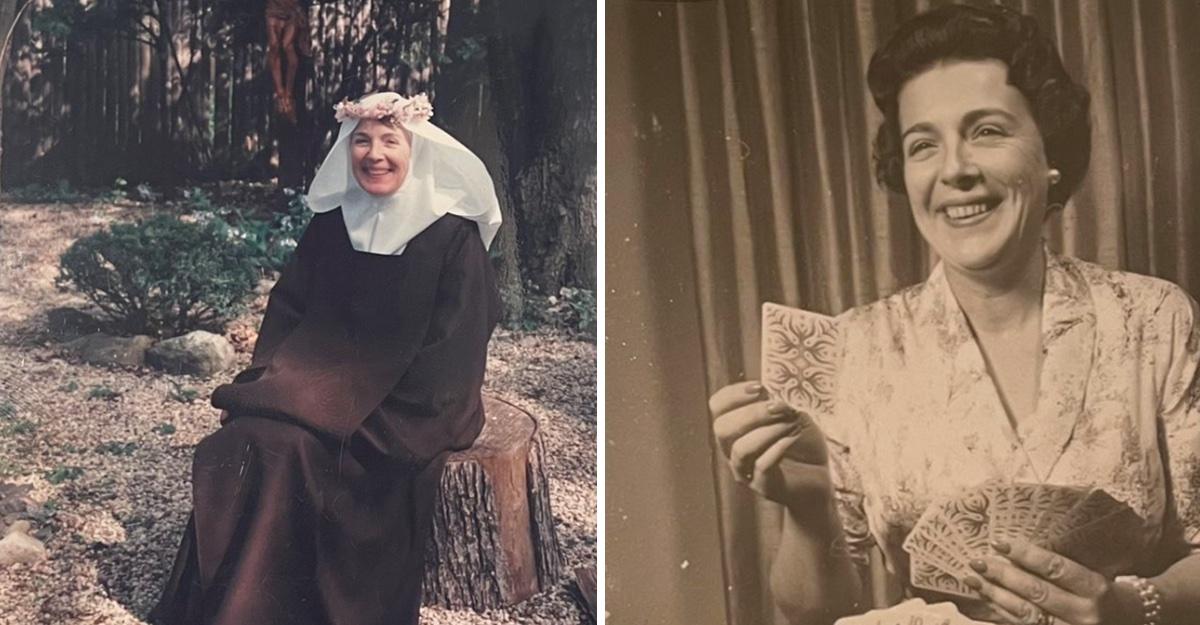 Despiden a monja fallecida y descubren que fue una millonaria con 10 hijos. Dejó todo por su fe