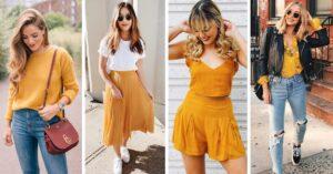 Lee más sobre el artículo 17 Looks en los que puedes combinar amarillo en primavera