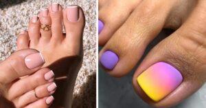 Lee más sobre el artículo 15 Lindas Ideas para llevar unas uñas bonitas de los pies
