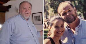 Padre de Meghan Markle no se rinde y sigue buscando el perdón de su hija. Aún no conoce a sus nietos
