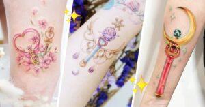 Lee más sobre el artículo 15 Tatuajes de 'Sailor Moon' para tener el poder lunar