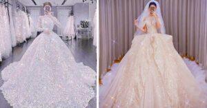 Lee más sobre el artículo Vestidos de novia estilo princesa con los que todas soñamos