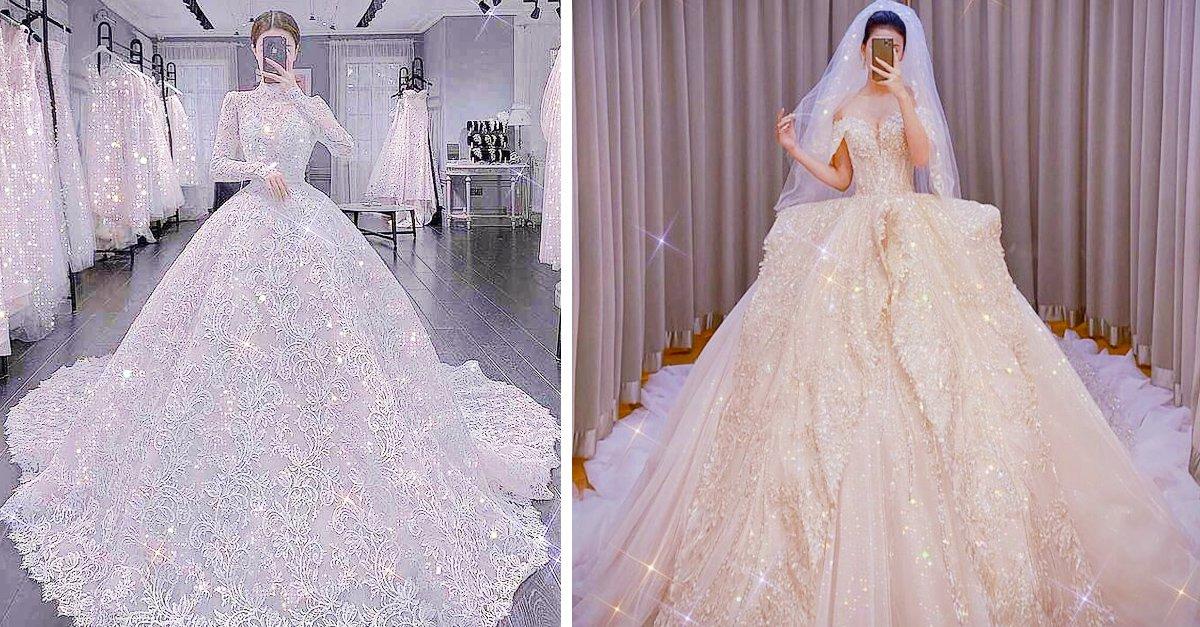 En este momento estás viendo Vestidos de novia estilo princesa con los que todas soñamos
