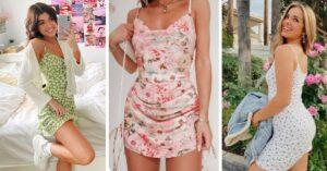 Lee más sobre el artículo Vestidos ajustados para mostrar tus curvas y verte bombastic